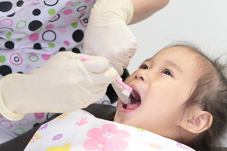 子どもの定期検診について