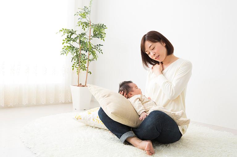 子育てママを応援