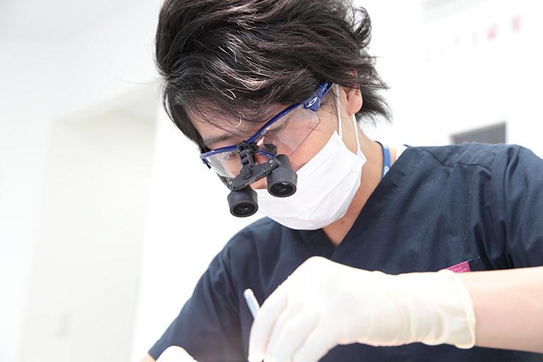 虫歯~痛みゼロの治療を目指して